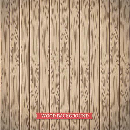 log wall: Texture of wood or wood background. Vector illustration