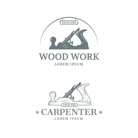 Fenster und Türen und Carpenter Vintage-Stil Standard-Bild - 49280999