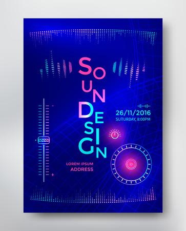 Sound Design poster
