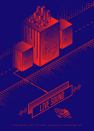Live Music Concert Poster