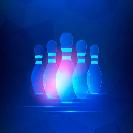Bowling club banner