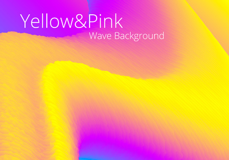 Fluid shape with vibrant colorful gradient . Modern brigth backgrounds for poster, brochure. Vector template