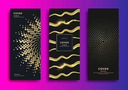 Minimal  covers design Ilustracja