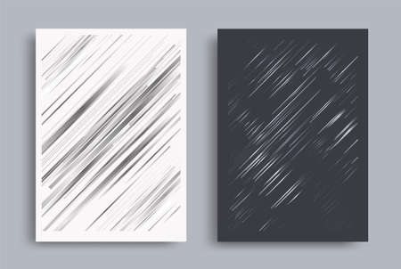 Abstract white striped background, vector eps10 illustration