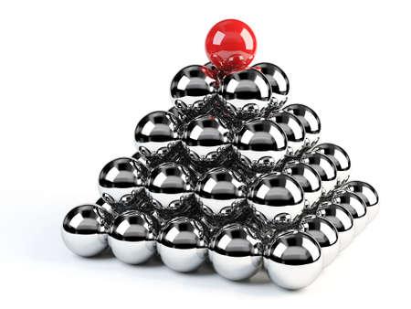 toughness: 3d Balls Pyramid
