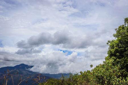 landscape blue sky with clouds Foto de archivo - 102217133