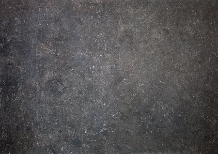 亀裂の黒い石大理石のタイルのテクスチャ背景