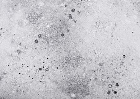 Light grey cement concrete stone wall texture background. Top view