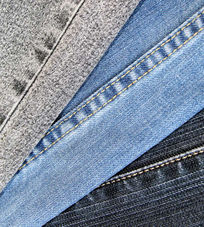 Material jeans is ideally suited for any clothes photo