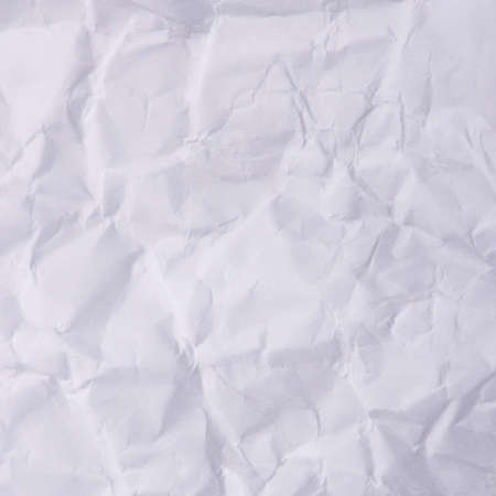 creasy: Old wrinkled paper as a background Stock Photo