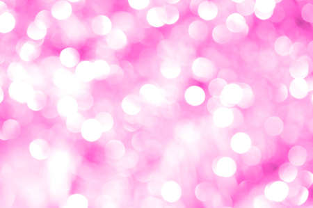 Abstract purple christmas lights as background photo
