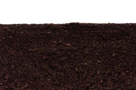 soil: Close-up di organico del suolo. Pu� essere utilizzato come sfondo. Archivio Fotografico