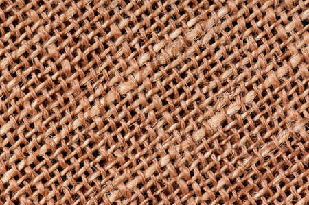 Closeup of a natural burlap texture for the background Stock Photo - 19253137