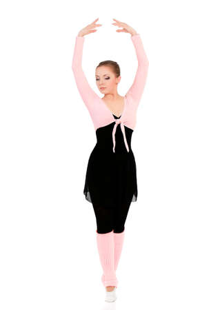 Professional ballet dancer Stock Photo - 24984897