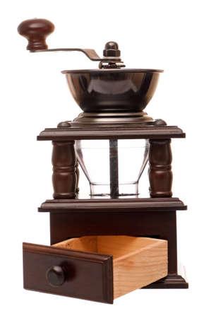 Coffee grinder photo