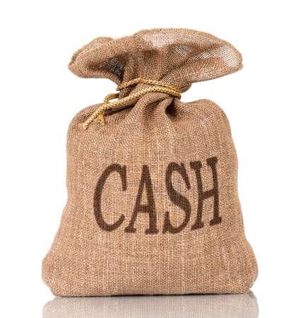 Money bag photo