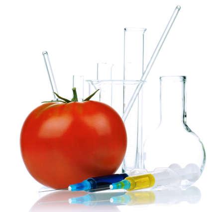 genetically modified organism: Genetically modified organism  Stock Photo