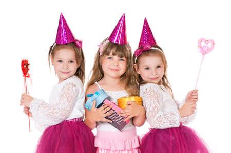 assentiment: Les petites filles