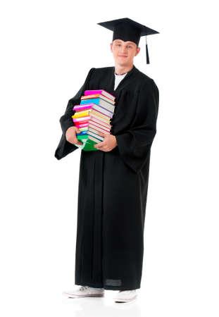 Student guy photo