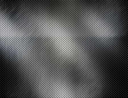 diamond plate metal Stock Photo - 12691470