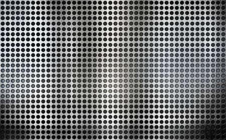 netty: metal grid
