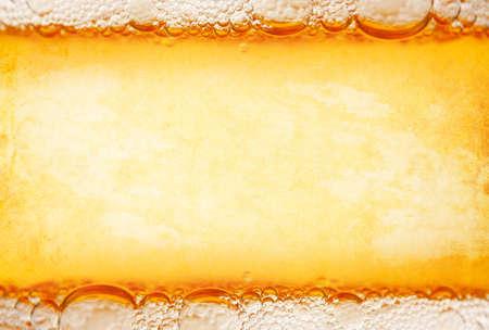 cerveza de fondo de la plantilla