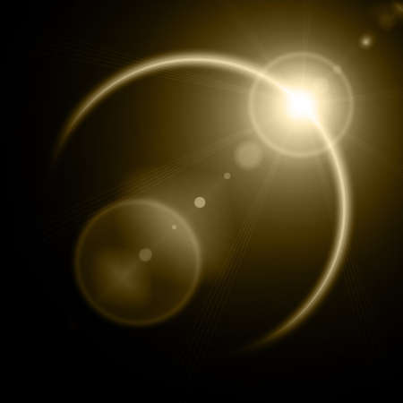 illustration of solar eclipse illustration