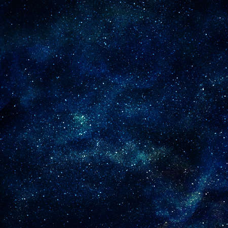 starfield: background of space with stars