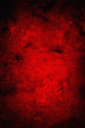 veins: red grunge background Stock Photo