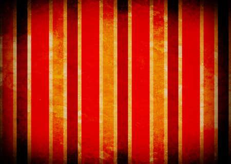 linear art: stripes on grunge background