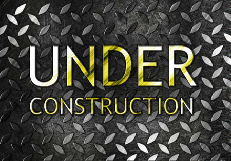 Under construction background photo