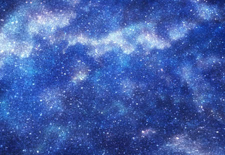 background of space with stars photo