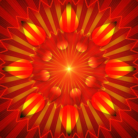 Sun grunge background photo