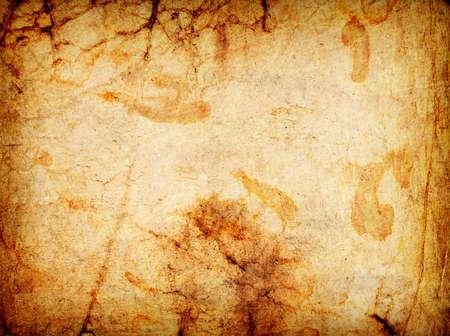 고대: 빈티지 세 오래 된 종이