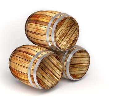 barrel Stock Photo - 12702548
