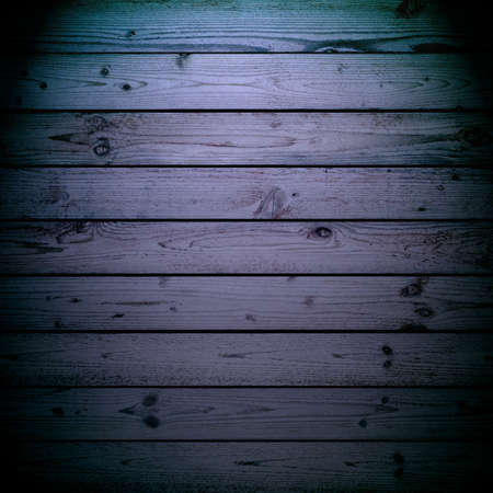 rudely: blue wood texture Stock Photo