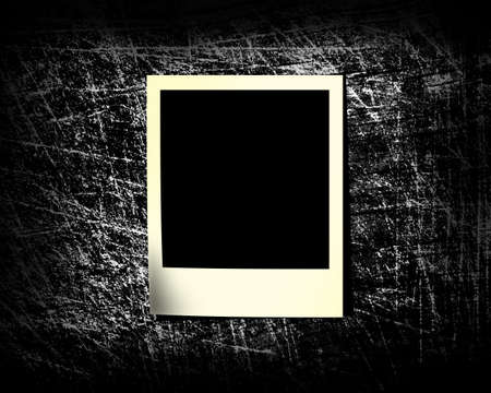 photo slide: grunge photo slide background Stock Photo