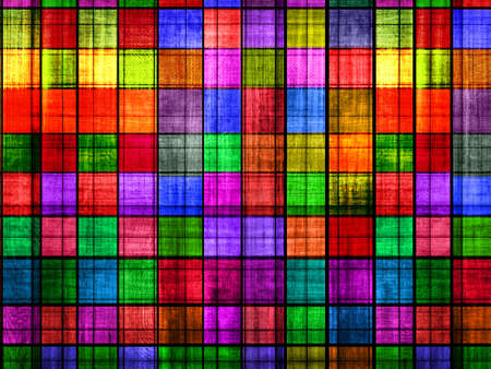 grunge colorful chessboard background photo