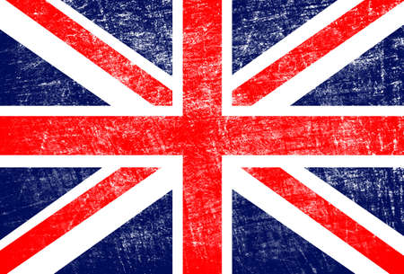 bandiera inghilterra: grunge Inghilterra flag
