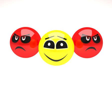 moods:  moods Stock Photo