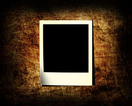 photo slide: a photo slide on a grunge background