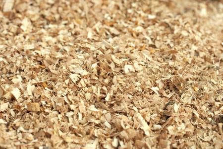 sawdust: Sawdust wood
