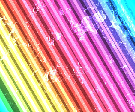 coloured background: striped colored grunge background Stock Photo