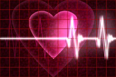 paliza: El tema del D�a de San Valent�n con el coraz�n latiendo cardial