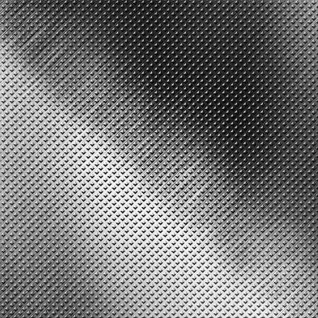 diamond plate metal Stock Photo - 12994843