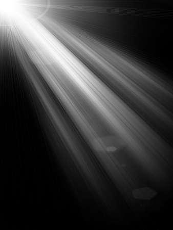 beam of light: spotlight Stock Photo