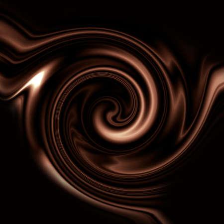 chocolate swirl: chocolate swirl background