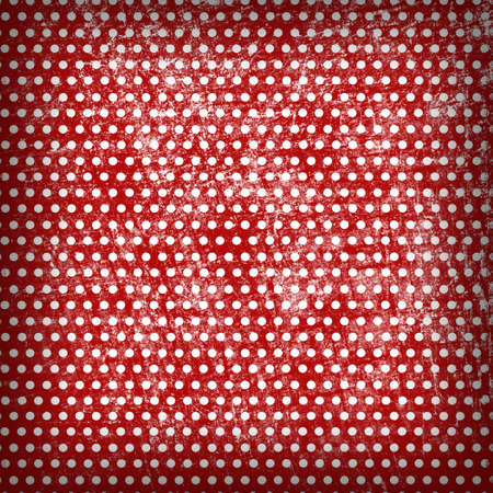 grunge background with dots photo