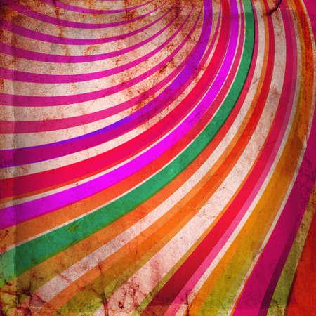 Multicolor Sunbeams grunge background Stock Photo - 13504455