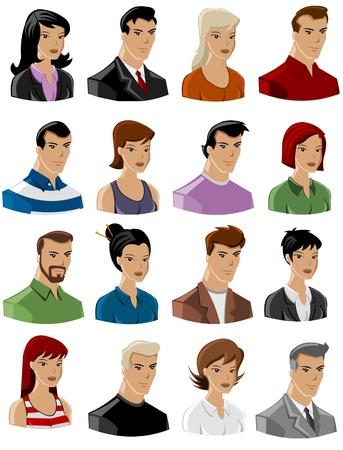 avatars: Gruppo di lavoro giovani affronta le icone